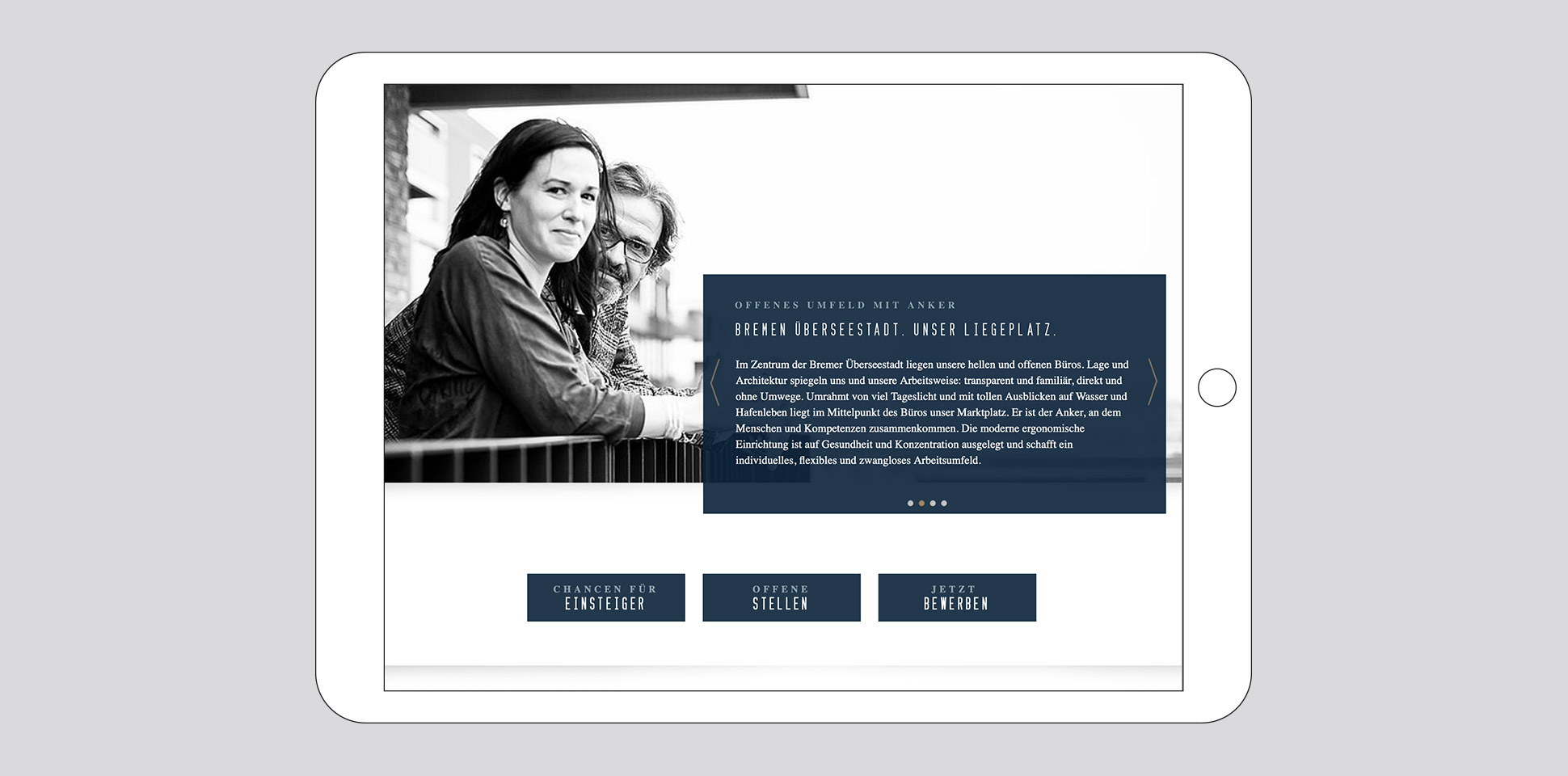 schomburg-rother-schumacher website tablet standort polarwerk