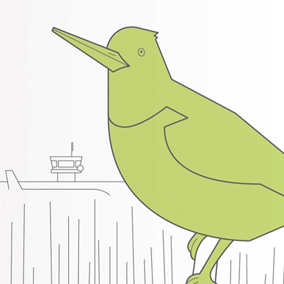 airport-bremen umweltbericht grüner-vogel 2012 polarwerk