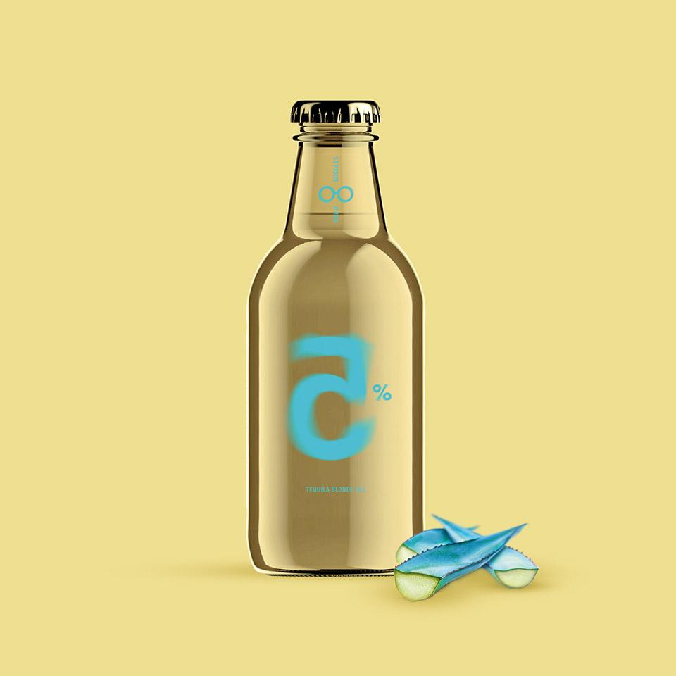 brewgoogles bierflasche tequila-blonde-ale polarwerk