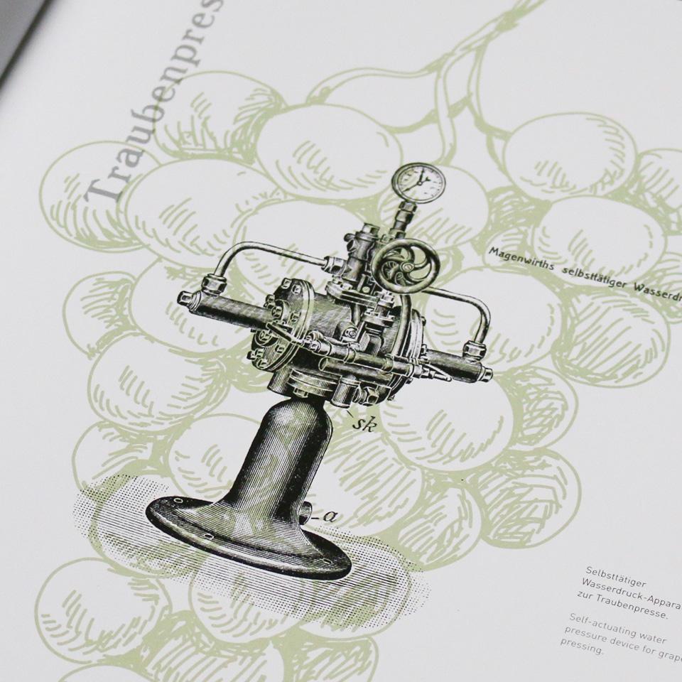 magura jubilaeum-buch maschine polarwerk