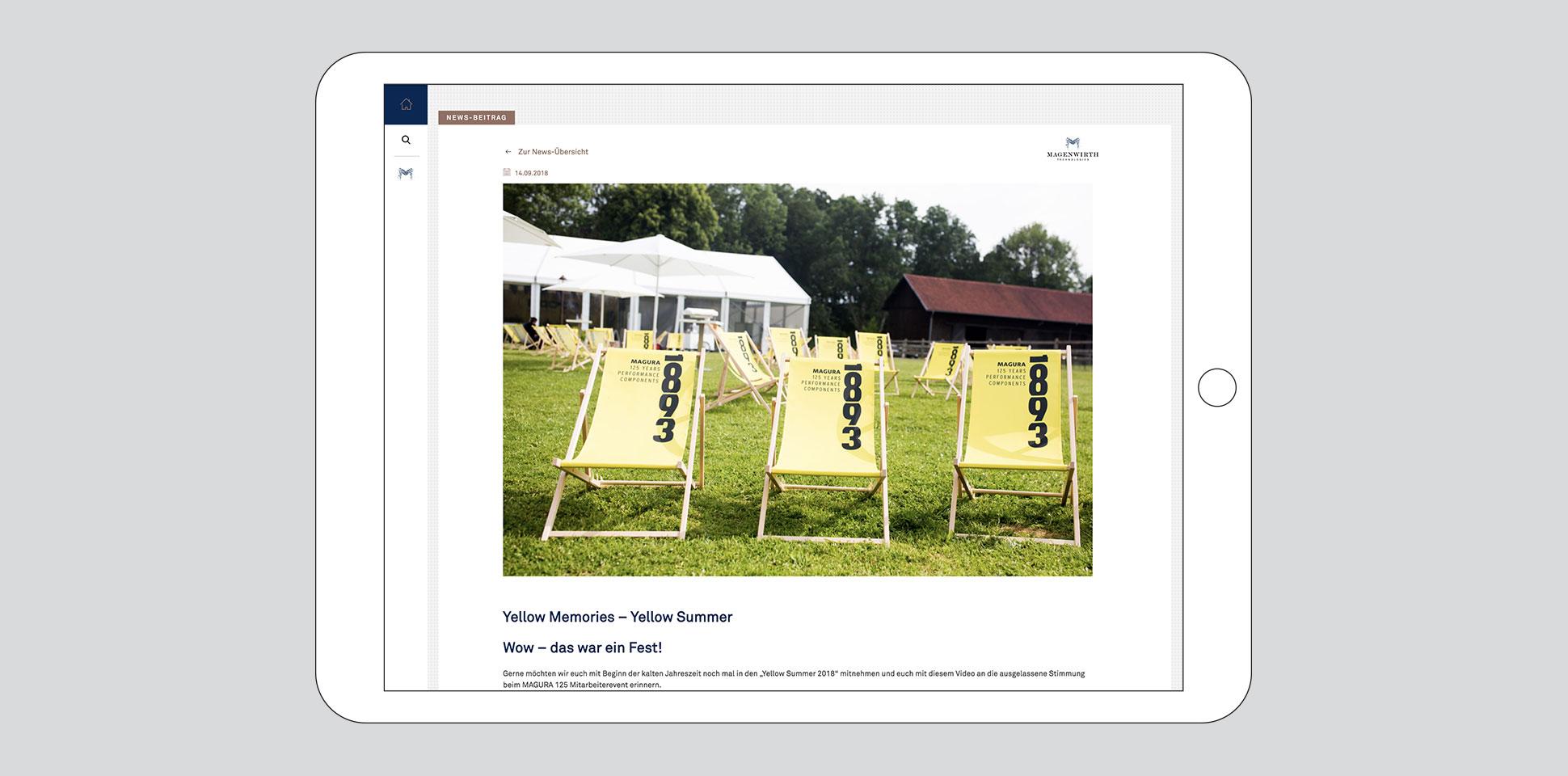 magenwirth-technologies intranet webseite stuehle tablet polarwerk