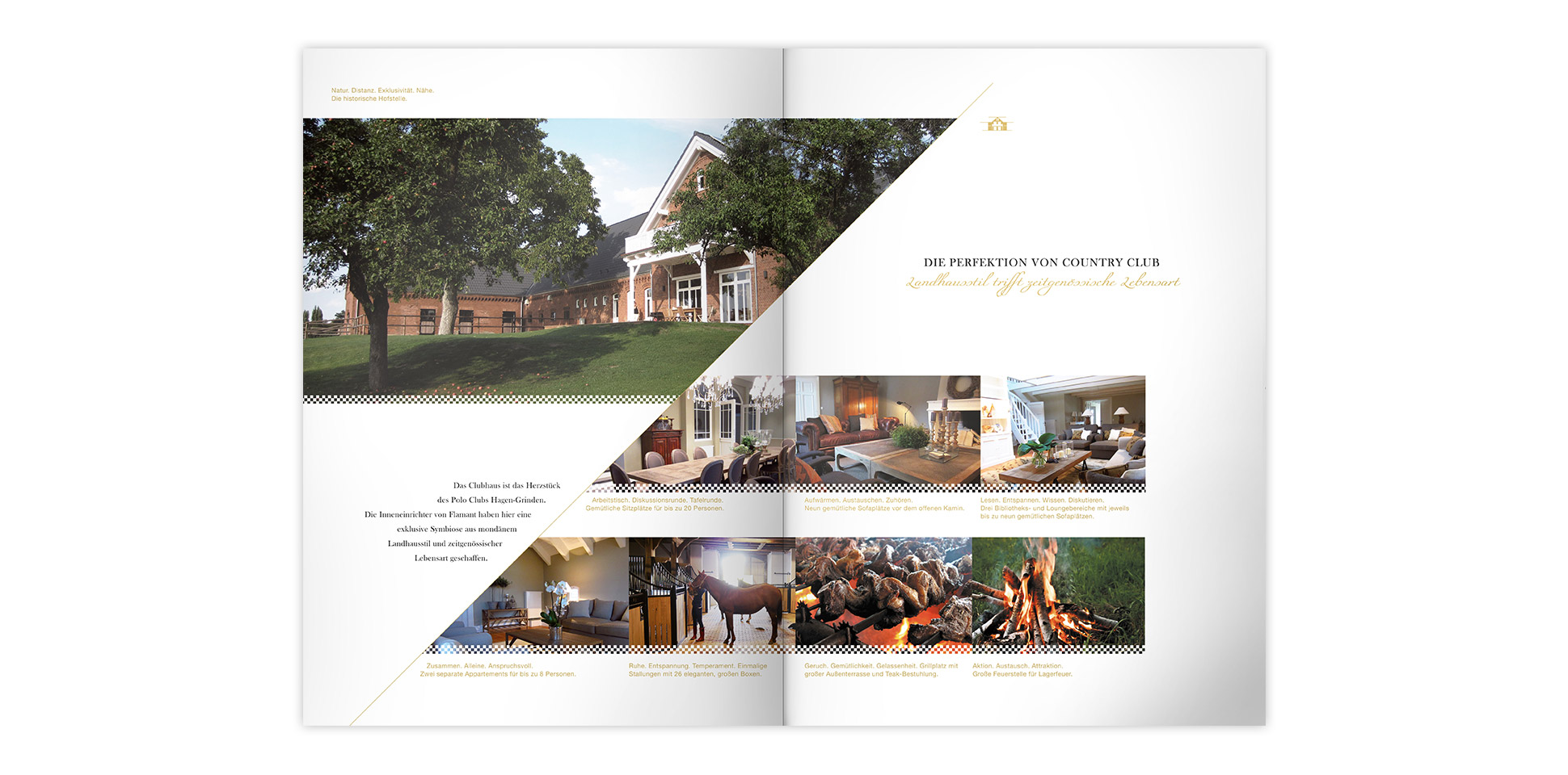polo-club corporate-design country-club polarwerk