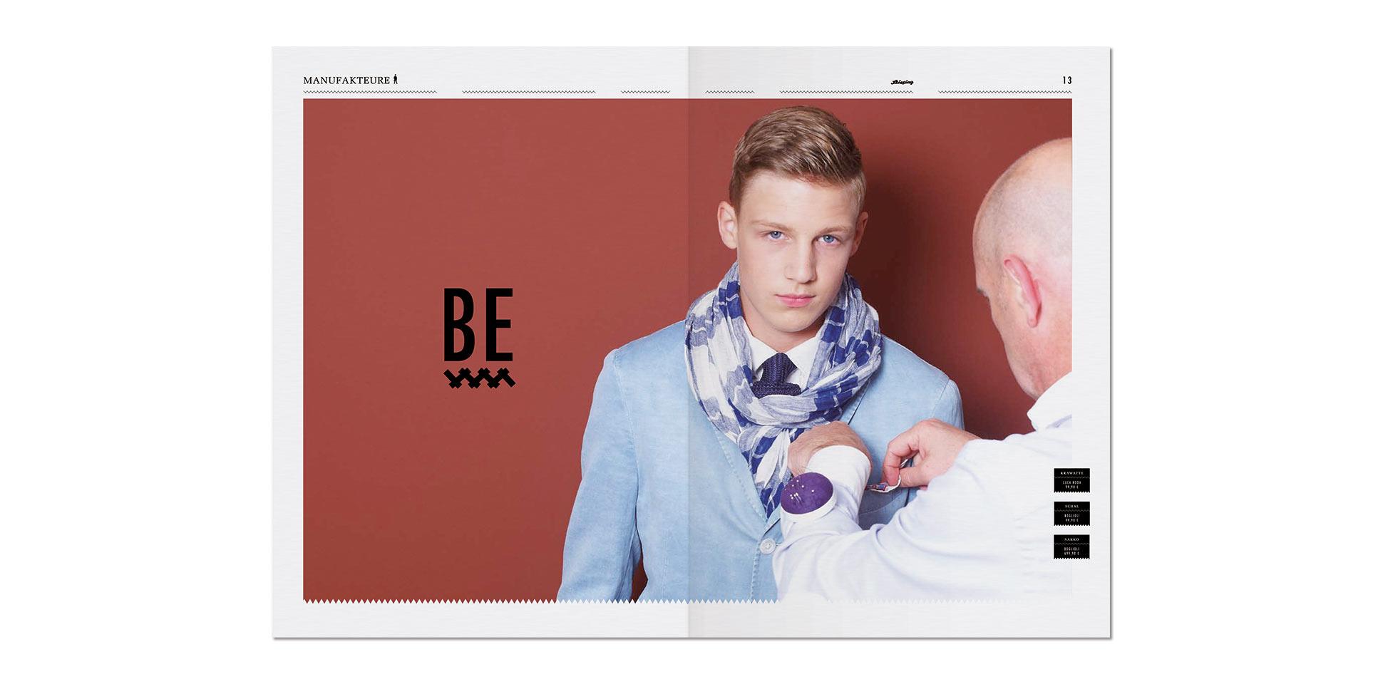 stiesing magazin junge anzug polarwerk