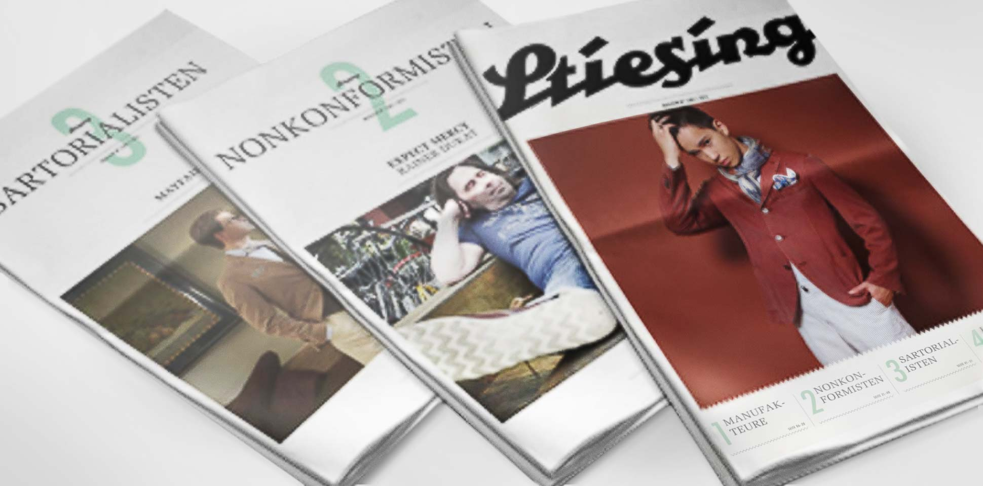 stiesing magazin titelseiten polarwerk
