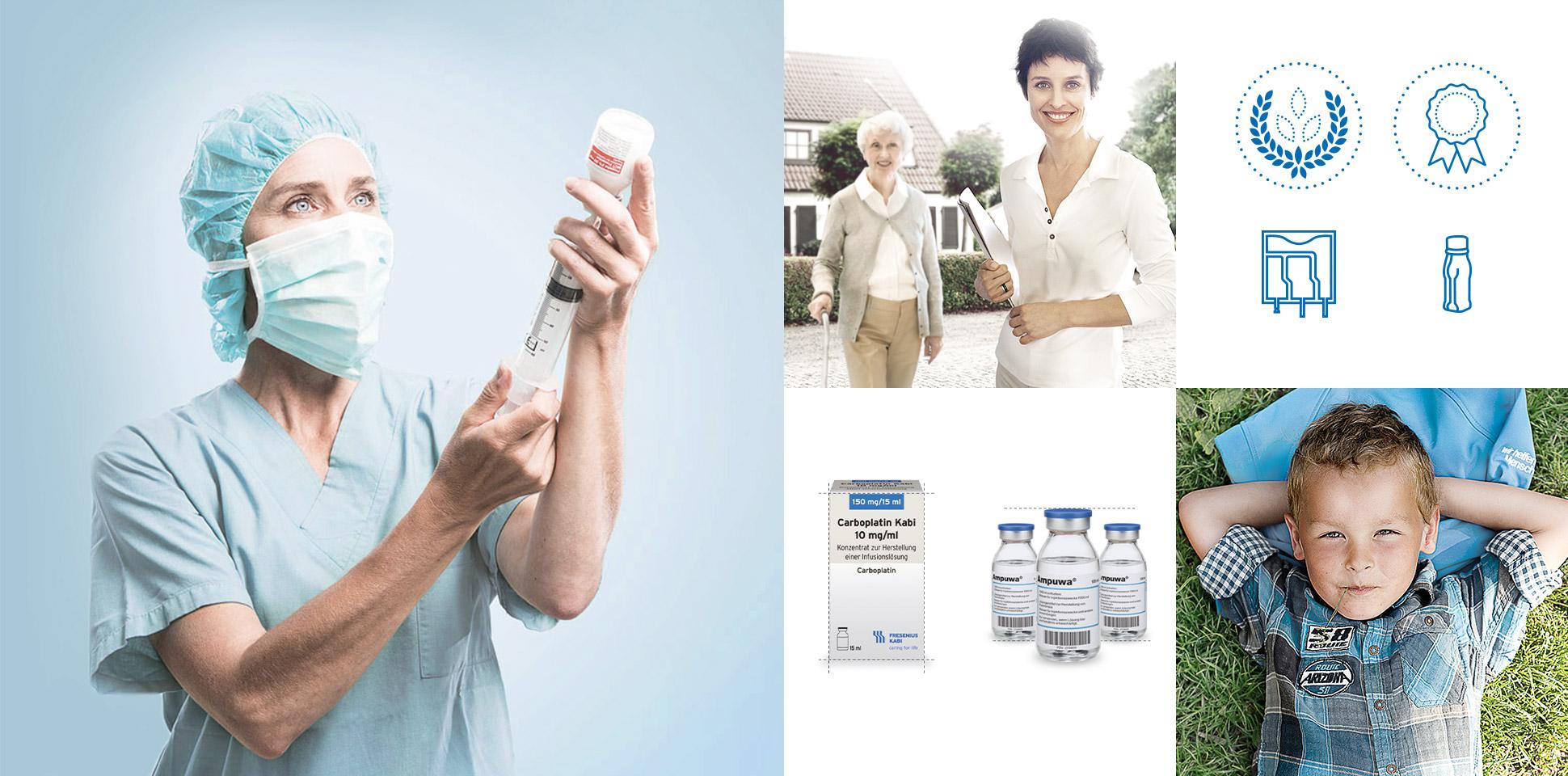 fresenius-kabi corporate-identity mehrere-menschen medikamente polarwerk